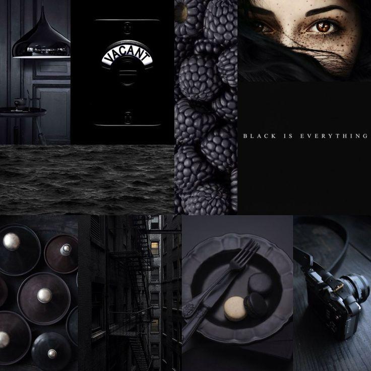 Modern noir... Noir #livingsweetliving