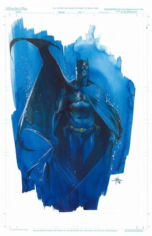 Gabriele DellOtto  - Batman Comic Art