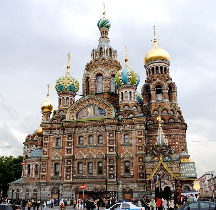 48 Iconic Buildings Around The World - Landmarks Of Our ...  |Names Famous Russian Landmarks