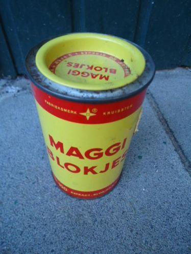 Maggie blokjes.