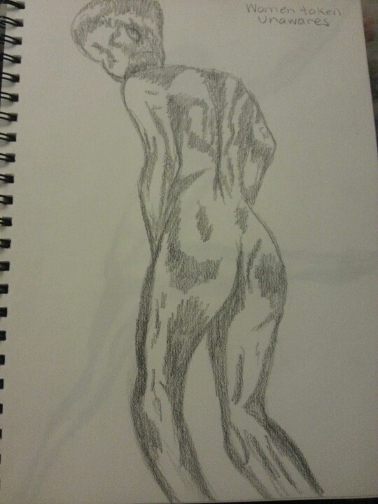 Life drawing museum project