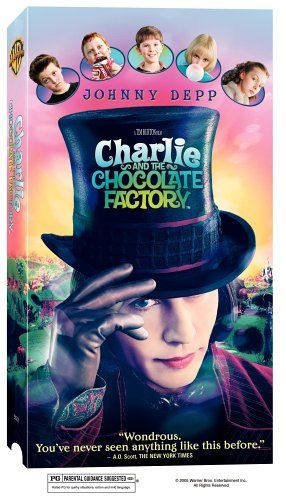 Willy Wonka And The Chocolate Factory Vhs 32 best Warner Bros VH...