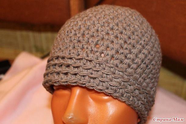 Комплект шапочка и снуд крупной вязкой (крючком) - Вяжем вместе он-лайн - Страна Мам