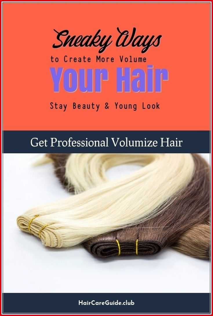 You can actually damage your hair this way * More …