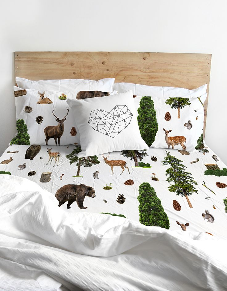 Woodlands SINGLE BED sheet set