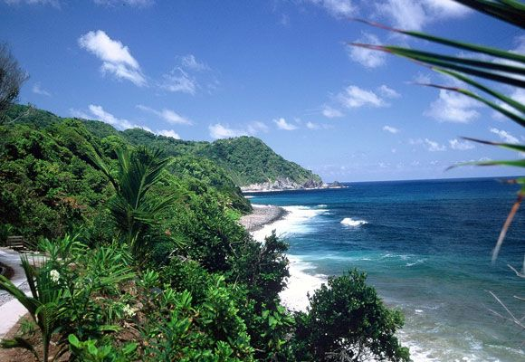 Caribbean Paradise! Dominica