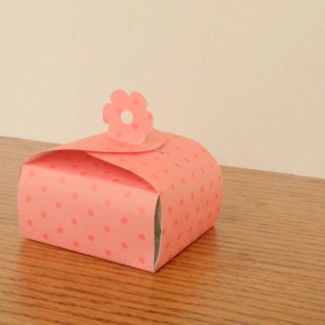 Paper Gift Box Tutorial, Printable & $100 Blue Nile Giveaway — the thinking closet