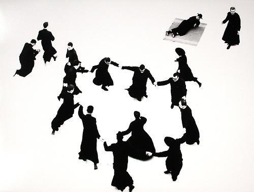 From Io non ho mani che mi accarezzino il volto, 1953-63  Mario Giacomelli