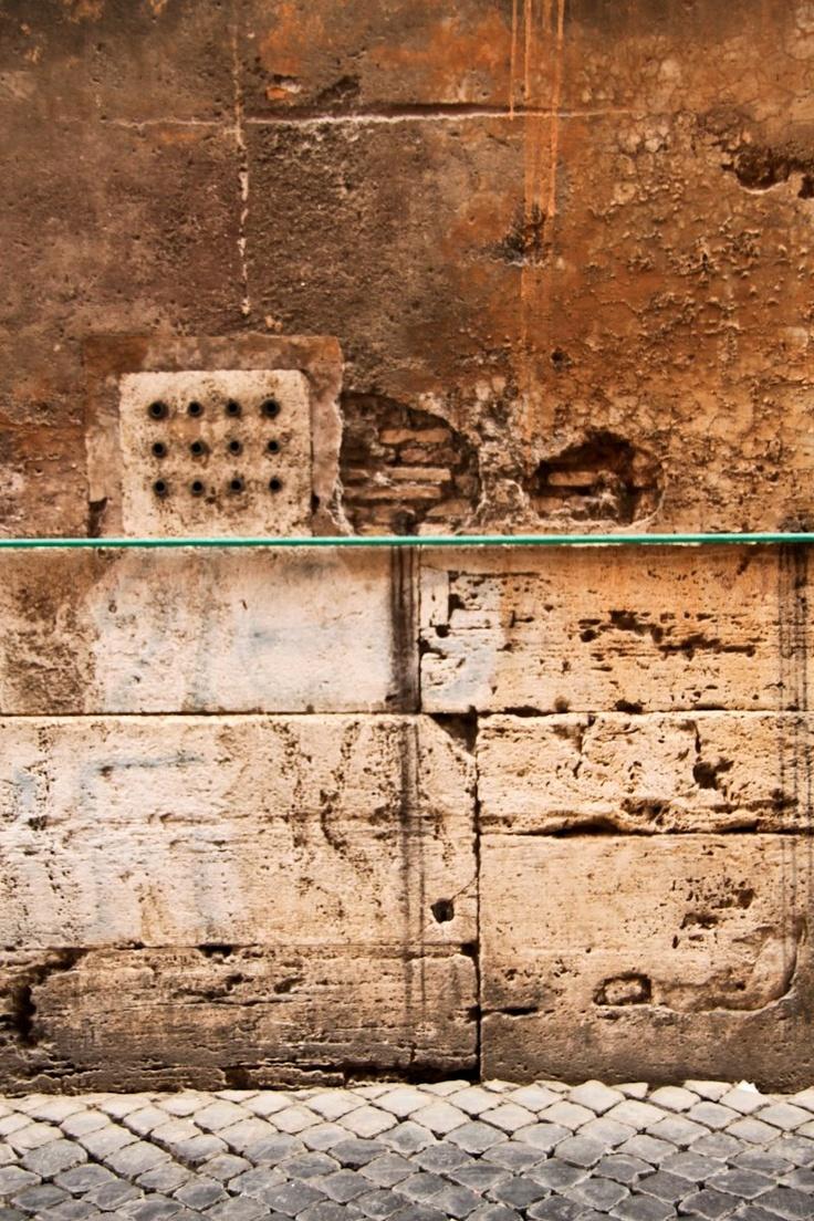 Roma - natural wall painting