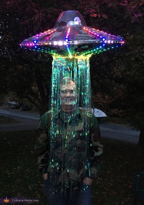 156 best light up costumes images on pinterest costumes carnivals alien abduction halloween costume contest at costume works solutioingenieria Gallery