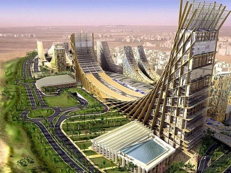 Future Architecture Ideas ultra modern ar...