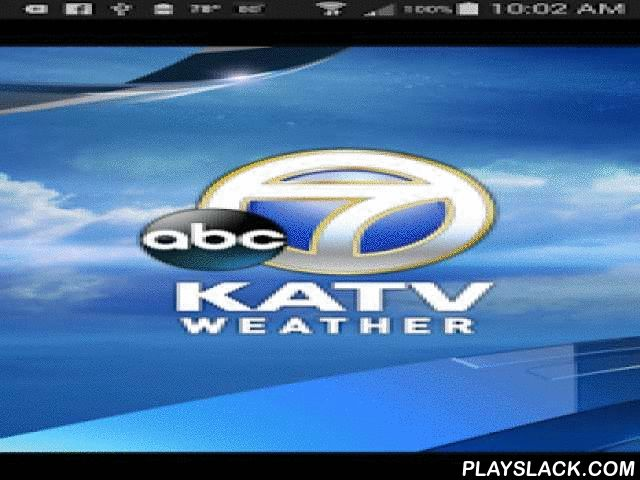 KATV Channel 7 Weather  Android App - playslack.com ,  Get Arkansas weather information from KATV Channel 7 and Arkansas' Most Experienced Weather Team! Led by Chief Meteorologist Ned Perme, our team of meteorologists is dedicated to providing critical, up-to-date severe weather information and the most accurate forecasts. KATV Channel 7 has been the number one weather provider in Arkansas for decades.The KATV Mobile Weather App includes: * Access to station content specifically for our…