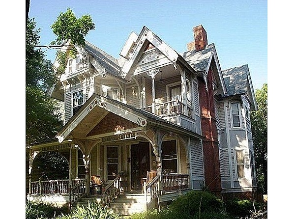 14 best images about houses by george barber sears for Victorian home catalog