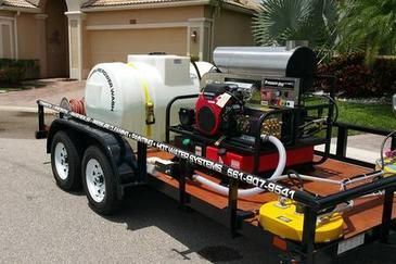 Power Washing Services, Power Washing Commercial Residential indusrial Property - Under Pressure Power Wash Llc - Palm Beach, Fl