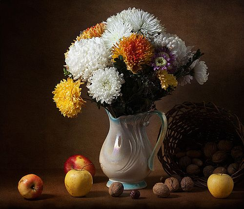 Фотограф Igor Sirbu (Igor Syrbu) - chrysanthemums #670512. 35PHOTO