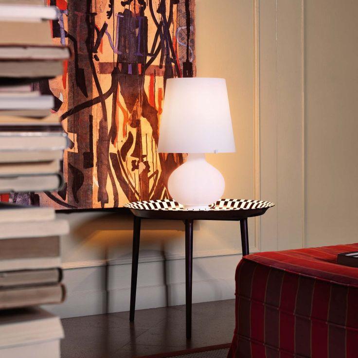 Lampe de Table Fontana  - Max Ingrand