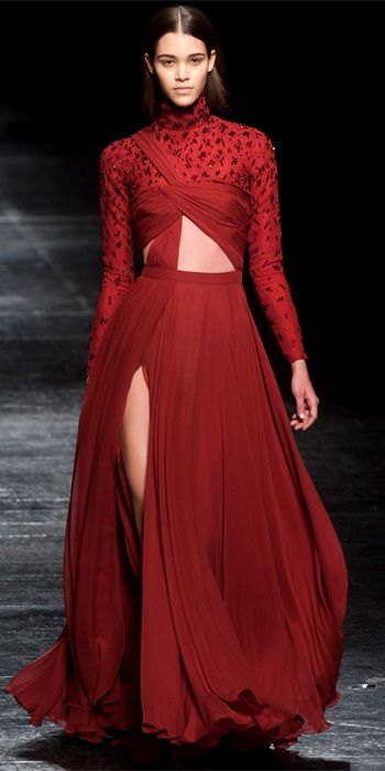Runway Looks We Love: Prabal Gurung - Prabal Gurung from #InStyle