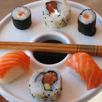 Sushi por Marcello El