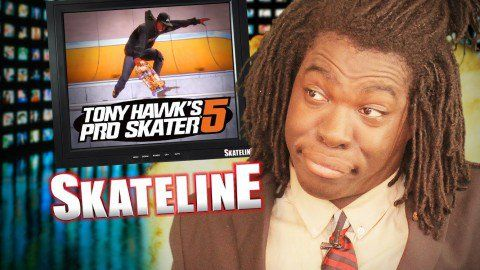 """SKATELINE - Tony Hawk Pro Skater 5, Brian Peacock, Silas Vs Gravity, Pointed Backside Flip & more - http://DAILYSKATETUBE.COM/skateline-tony-hawk-pro-skater-5-brian-peacock-silas-vs-gravity-pointed-backside-flip-more/ - Dave Mull tail drops, Element welcomes Christian Low, Tony Hawk's Pro Skater, Mike Carroll's """"Yeah Right"""" part, and more in today's episode of Skateline.https://www.youtube.com/user/metro236?sub_confirmation=1 Gary Responds To Your SKATELINE Comments Ep. -"""