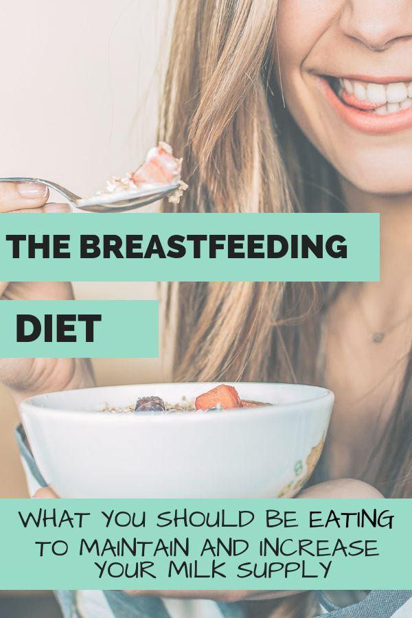 9 Foods To Boost Milk Supply Breastfeeding Breastfeeding Diet Boost Milk Supply