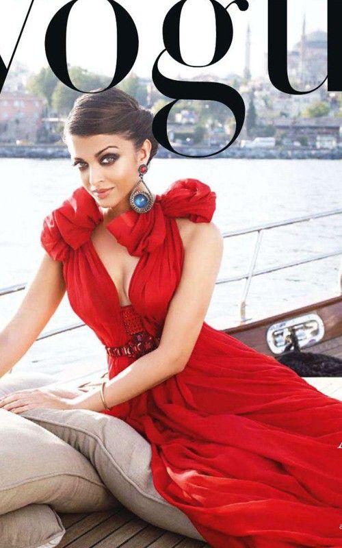 Aishwarya Rai Bachchan's Vogue photoshoot Feb 2011 (including behind-the-scenes)   PINKVILLA