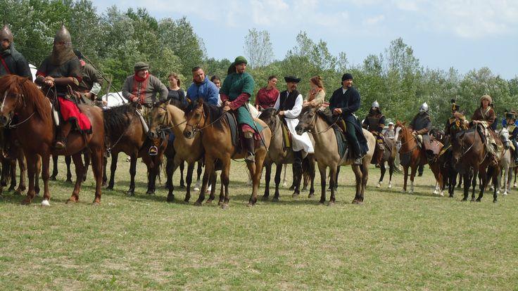 Hungarian riders