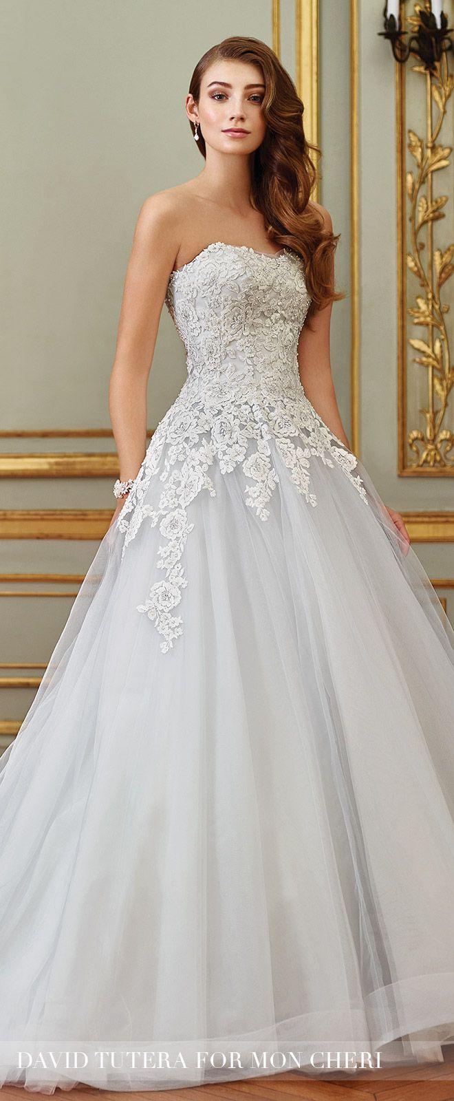 Wedding Dress by David Tutera 2017 Bridal Collection | Style No. » 117270 Sonia