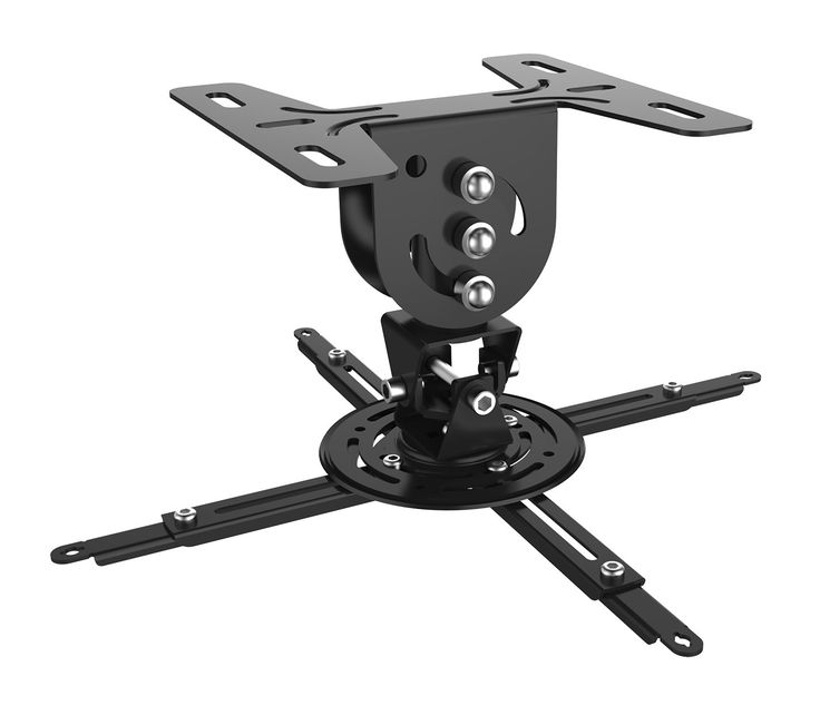 Flush Ceiling Projector Mount