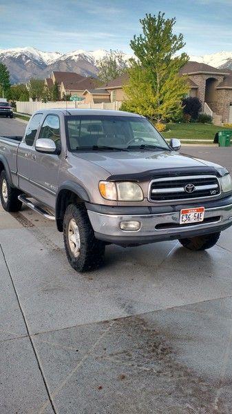 2002 Toyota Tundra SR5 $6,395   ksl.com