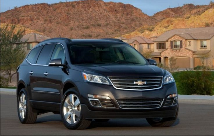 2018 Chevrolet Traverse Rumor, Price And Review