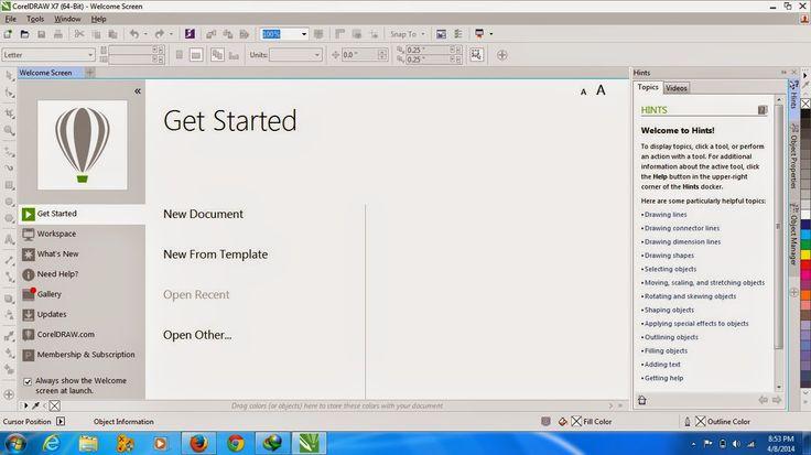 Download CorelDraw X7 Graphics Suite Full Keygen. CorelDraw merupakan program editor grafik atau ilustrasi yang dikembang oleh Corel
