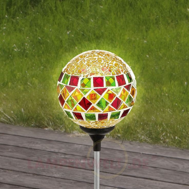 Die besten 25 solarkugeln garten ideen auf pinterest for Gartendeko auf rechnung