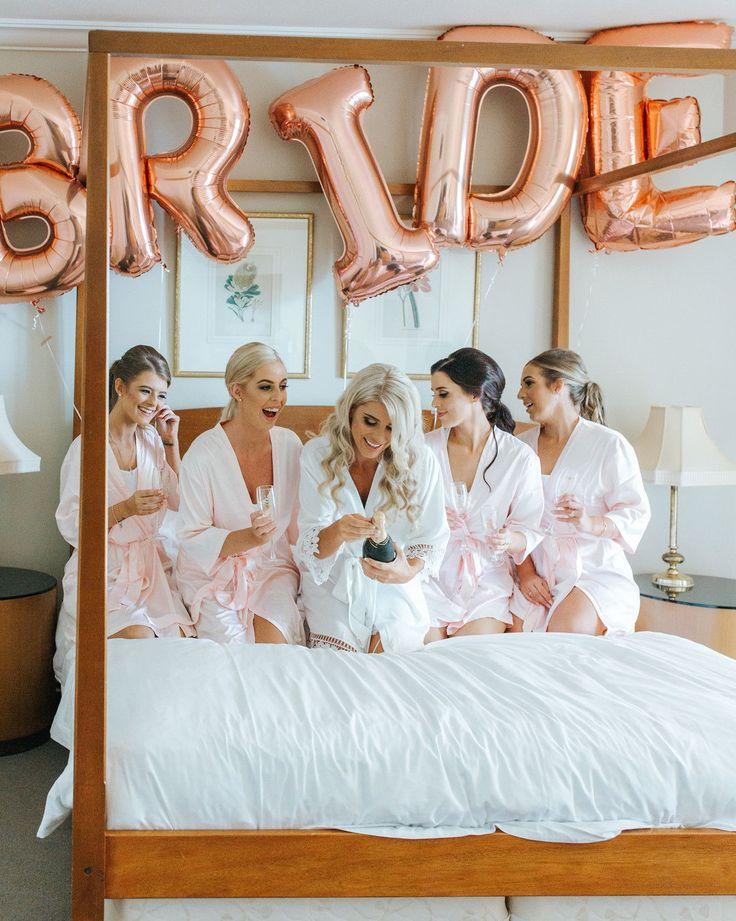 26 Rose Gold Wedding Ideas That Make a Statement #RoseGoldWedding #WeddingInspiration #WeddingTrends #RoseGoldTrends Martha Stewart Weddings - Rose Gold Wedding Ideas That Make a Statement