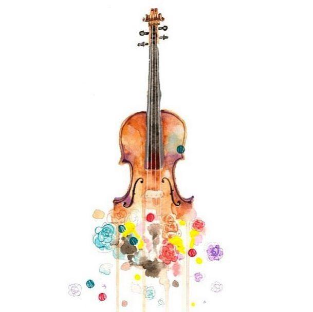Violin art | Music ~ V...