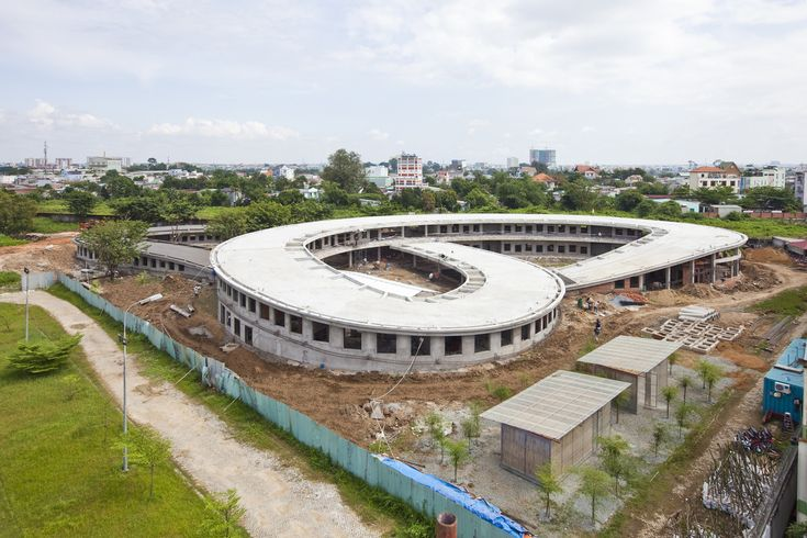 Gallery of In Progress: Farming Kindergarten / Vo Trong Nghia Architects - 6