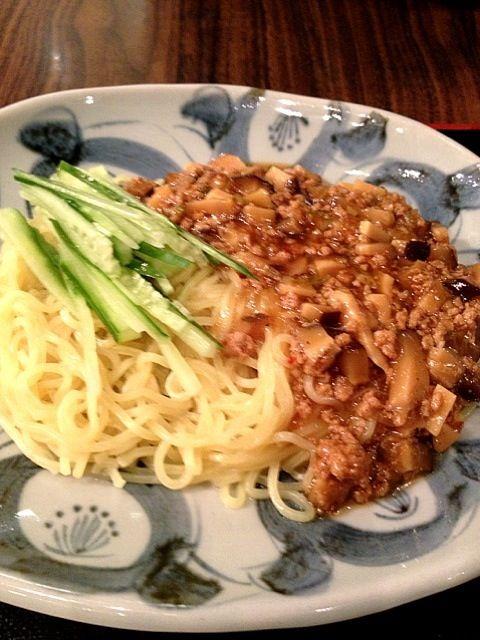 レシピとお料理がひらめくSnapDish - 32件のもぐもぐ - 汁なしそば(ジャージャー麺) by yuk