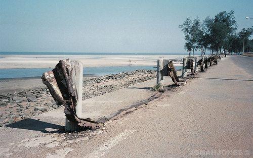 Praia do Costa do sol