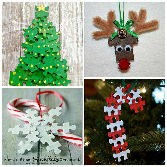 Christmas Decorations Crossword : Best images about christmas craft projects on