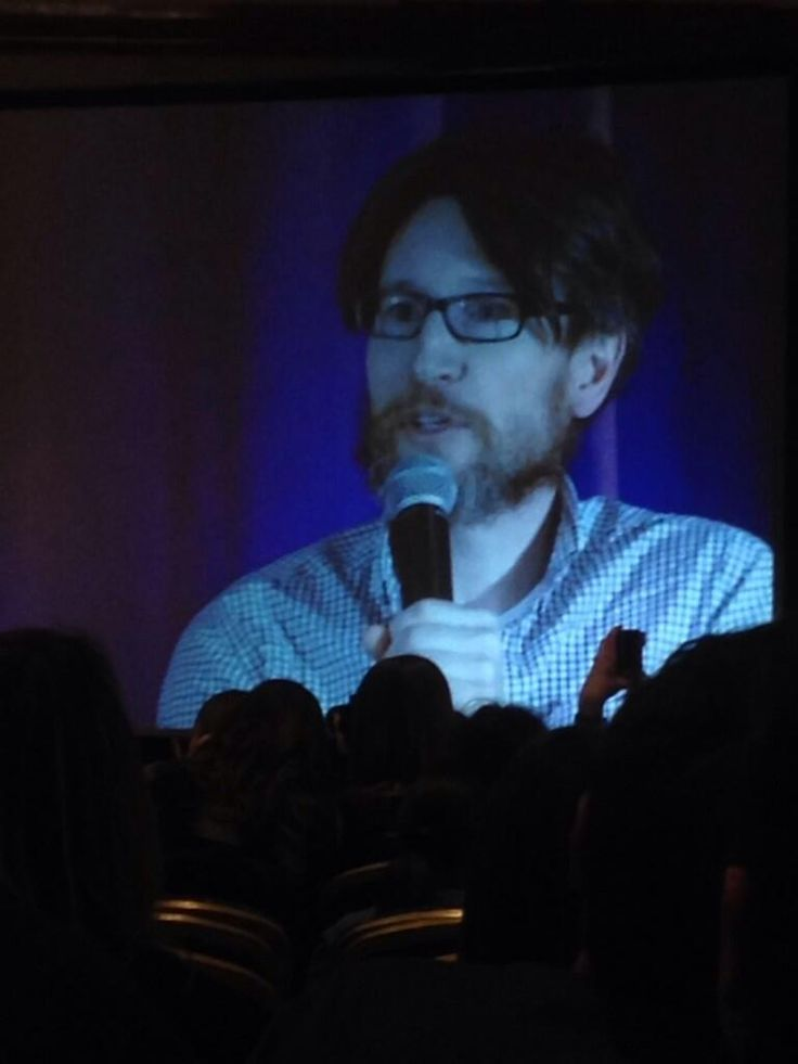 """Why do you think Anderson is in Sherlock's mind palace?"" ""Clearly latent homosexual love"" - Jonathan Aris at Elementary Convention Q&A"