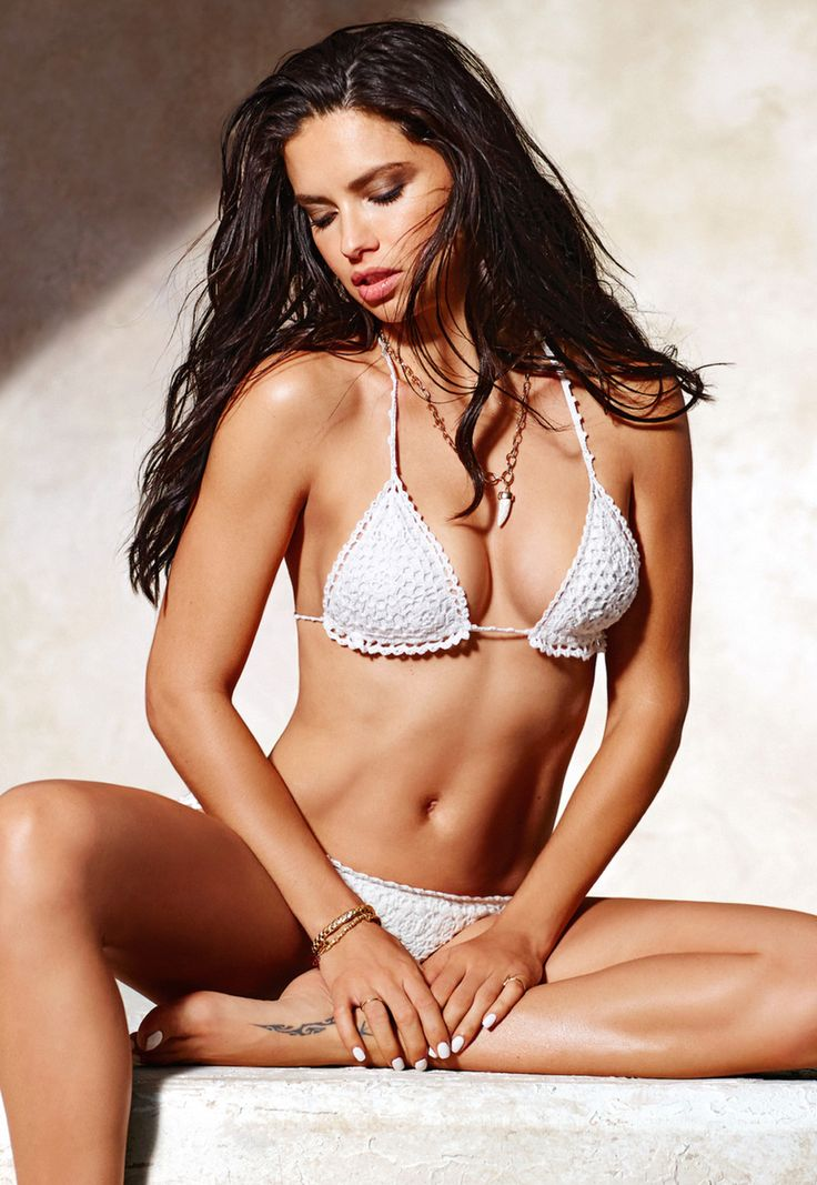 Adriana Lima for Calzedonia Swimwear 2016 Here you can find the content http://magazinesgreat.com/