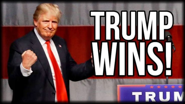 BREAKING: TRUMP WINS!!!  The deplorables have spoken HA!!!!! So happy he won there is hope !!!