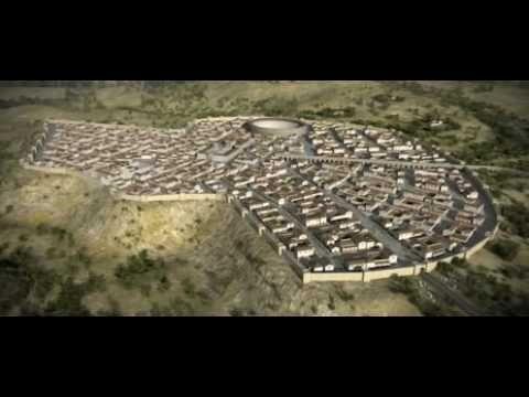 Conimbriga, Ciudad Romana 3d / Virtual Roman City of Conimbriga - YouTube
