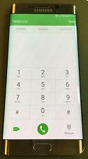 Écran Samsung Galaxy S6 Edge Plus Or