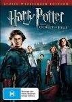 HARRY POTTER AND THE GOBLET OF FIRE **** 2 DVD **** REGION 4