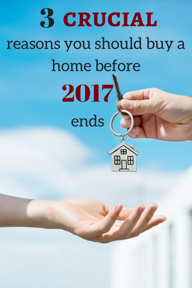 If you don't jump aboard the real estate train now, you might be too late.   If you've been toying with the idea of buying, or you anticipate a life change that might force you to move—such as a new baby or a job transfer—you should be buying as urgently and as soon as possible. Here's why:
