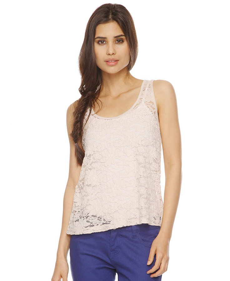 Forever 21 Lace tank!