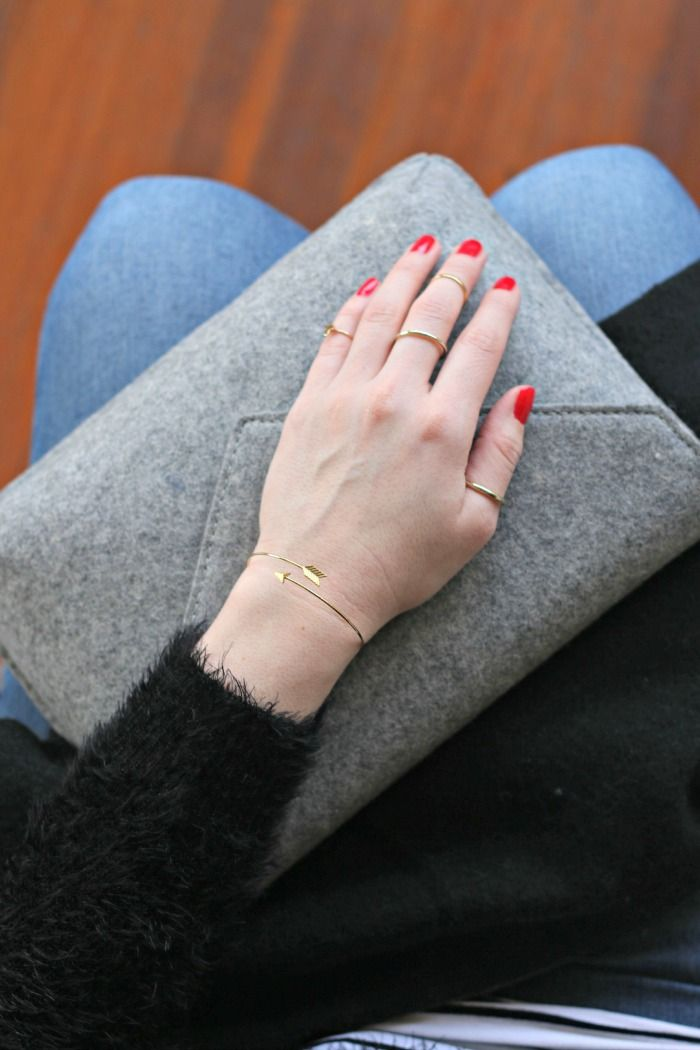 Style I Love #fashion #ootd #goldcuff