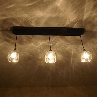 Upcycled Three Pendant Patron Pool Table Light Made From Recycled Patron Bott