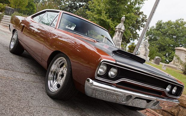 A guide to the cars of Fast and Furious 7 - Telegraph