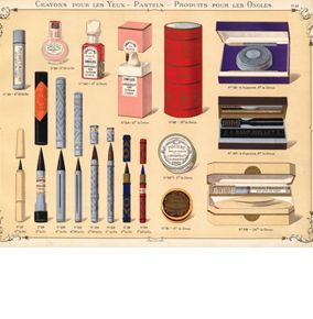 Bourjois make up and cosmetic - Bourjois History - Brand of powder blush and eye pencil makeup
